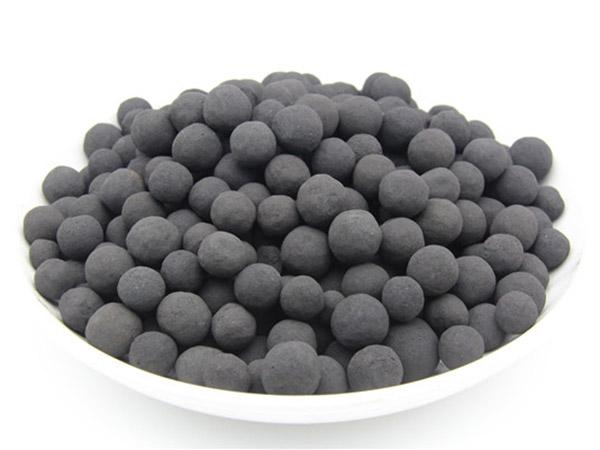 铁碳填料处理工艺的分析